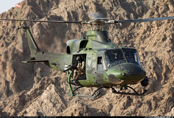 Bell CH-146 Griffon (412CF) aircraft picture