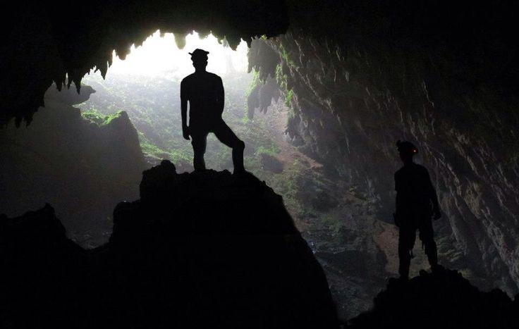 Cueva evaporada Puerto Rico  www.adamhaydock.blogspot.com