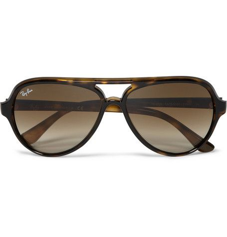 ray ban glasses men modelling suede