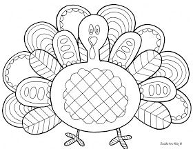 White Trash Mama: Turkey Printable