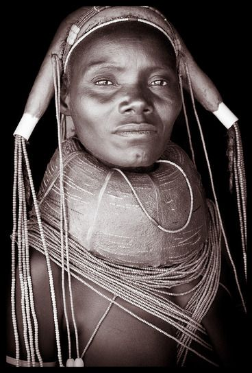 Portraits from Africa - Photography by John Kenny