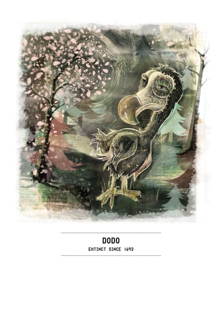 Extinction Series: Dodo (Final)