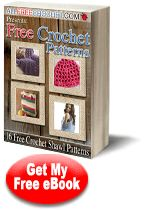 """16 Free Crochet Shawl Patterns Free eBook""   AllFreeCrochet.com"