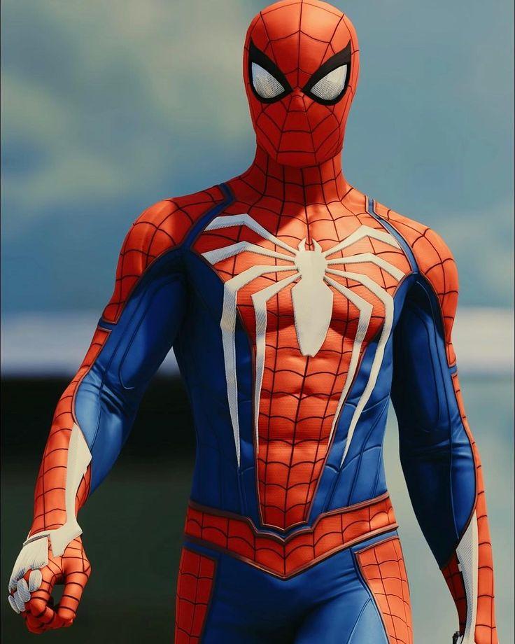 Spidey Suit Series;  The Advanced Suit 📸  # ...