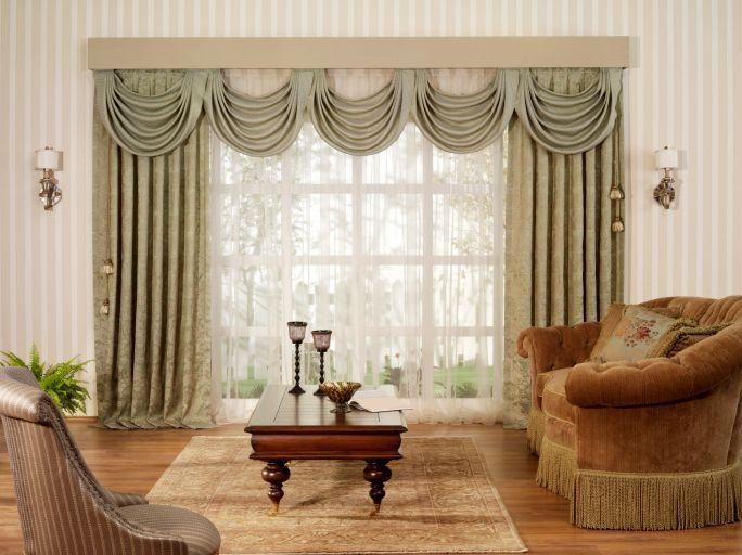 Resultado de imagen para cortinas lujosas para la sala