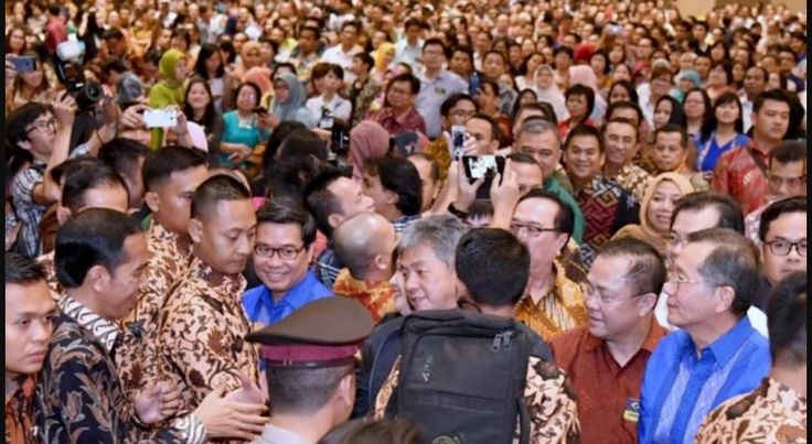 Presiden Jokowi: Saya Tidak Mau Indonesia Dianggap Negara Ecek-ecek | SALAFY NEWS