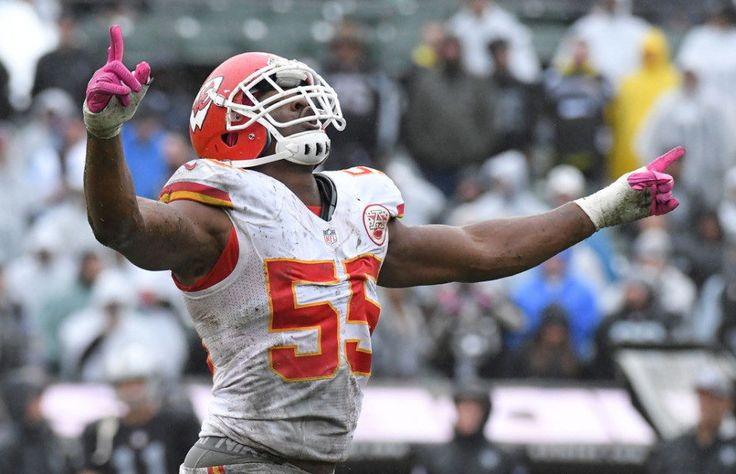 2014 NFL Draft Retrospect: Dee Ford = Few defenders in the NFL are currently hotter than Kansas City's Dee Ford. Ford, the 23rd overall selection of the 2014 NFL Draft, has tallied 10.0 sacks before Thanksgiving. The Chiefs are certainly thankful for that production, as.....