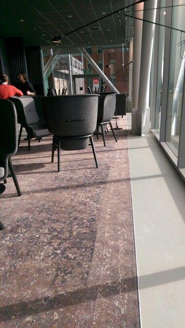 Concrete Vintage vloerkleed tapijt karpet carpet rug rugs vloeren design hotels projectinrichting kantoor kantorenprojecttapijt gedessineerd karpetten hoteltapijt