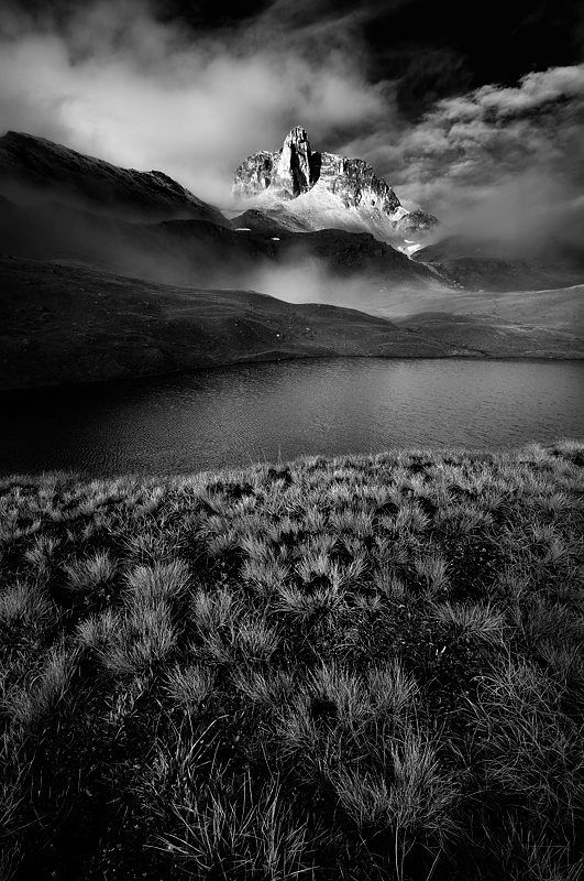 SELECTION OF THE DAY by @ExpoFineArt > Dream vision > Alpi francesi, 2013 > Photo © Marco Barone > #Expo #FineArt #Photography > #Landscape