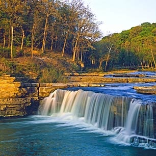 The Hoosier State (Indiana) is a pretty amiable place to pack up for a getaway, especially if the great outdoors is your bag. The nearly 100-year-old state park system, the fourth largest in the nation, includes 24 state parks, 13 state forests, 14 nature preserves, and 9 reservoirs on which to float, fish, dive, and dunk, and shares a crescent-shaped northern border with Lake Michigan