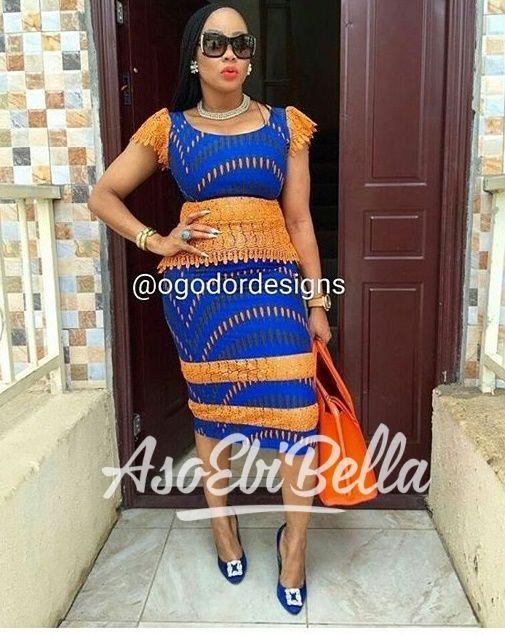 BellaNaija Weddings presents #AsoEbiBella – Vol. 146 – The Latest Aso Ebi Styles