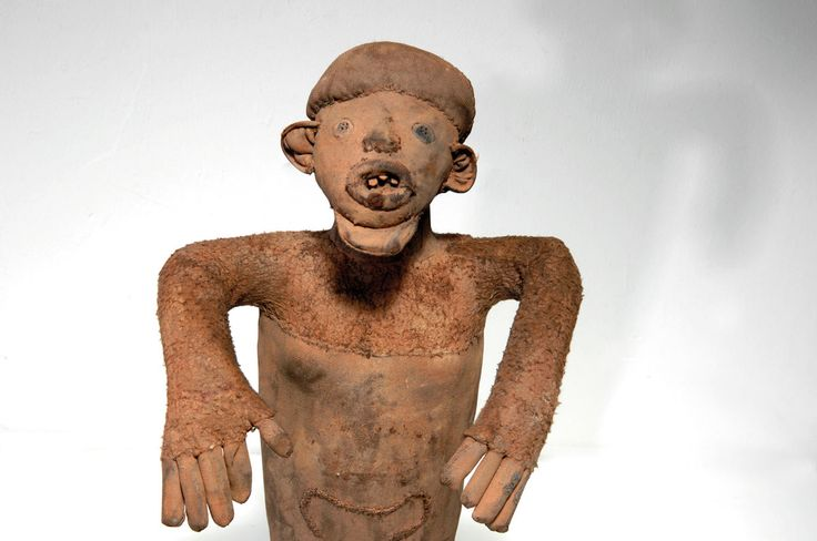 Bwende Niombo Figure, DR Congo