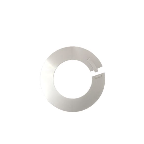 Noritz Cr4 Pvc Cosmetic Ring For 4 Pvc Vent Heat And Cool