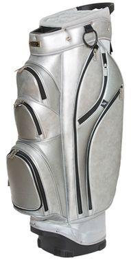 Glove It Signature Silver Suede Ladies Golf Cart Bag
