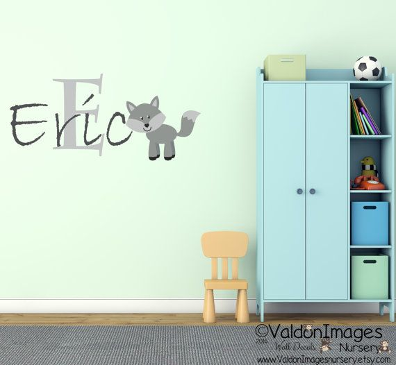 Best Wall Decals By Valdonimages Images On Pinterest Nursery - Monogram wall decals for business