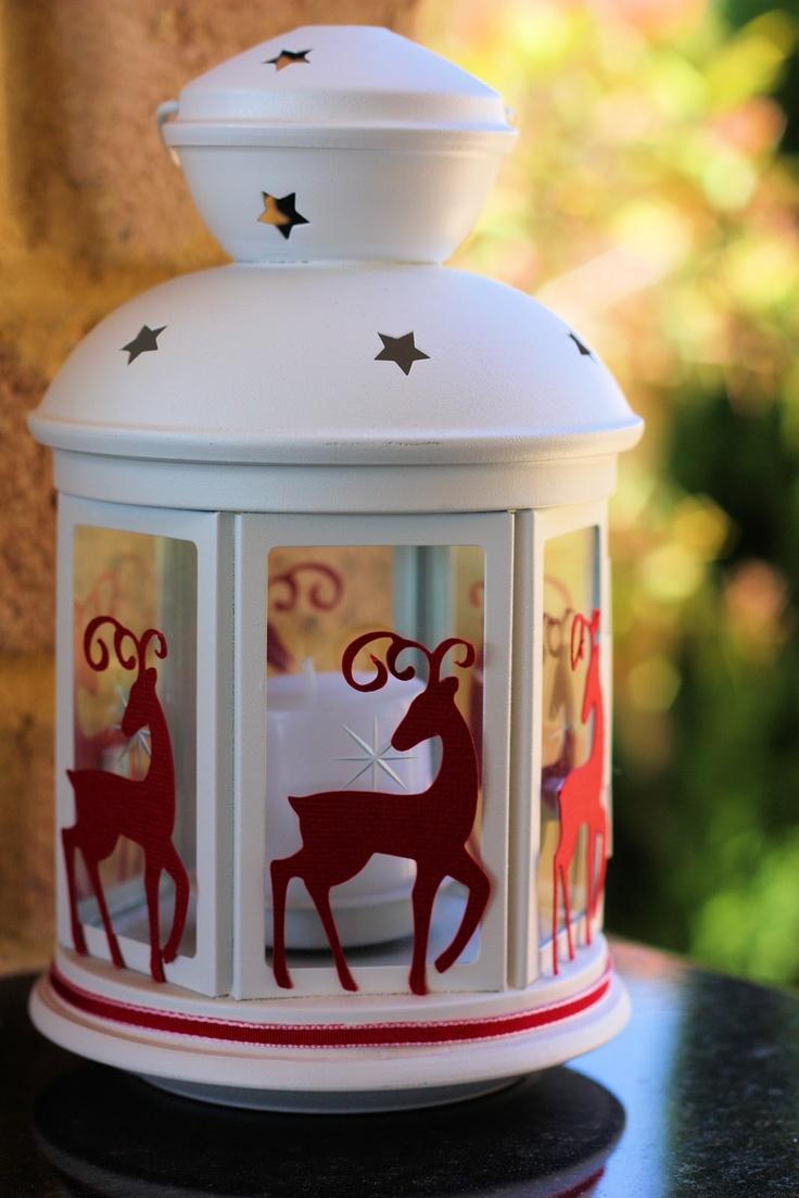 IKEA Christmas Lantern