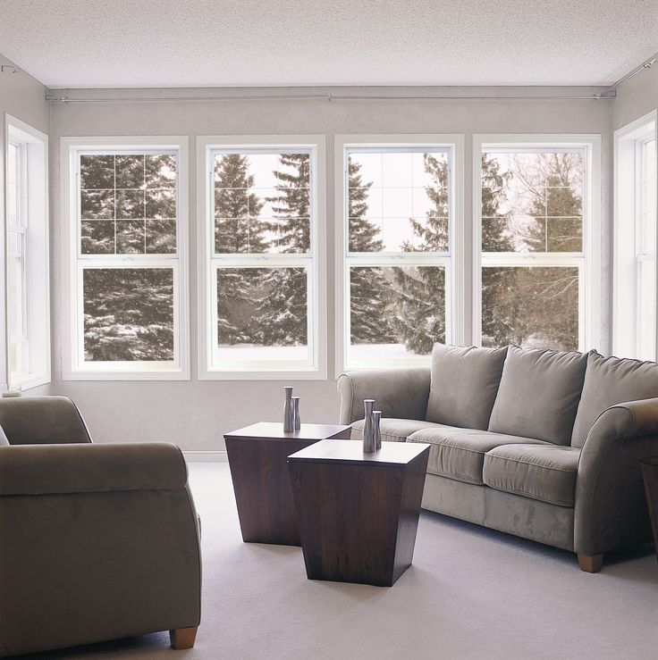 With a sturdy casement-style PVC exterior frame, All Weather Windows Magnum windows offer the bold and robust appearance of a wide profile.    Combine this with multiple brickmould options, and you've got the perfect window to add some extra character to your curb appeal. | McMunn and Yates Building Supplies