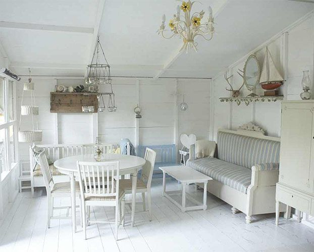 Una casa shabby chic | Dalani Magazine