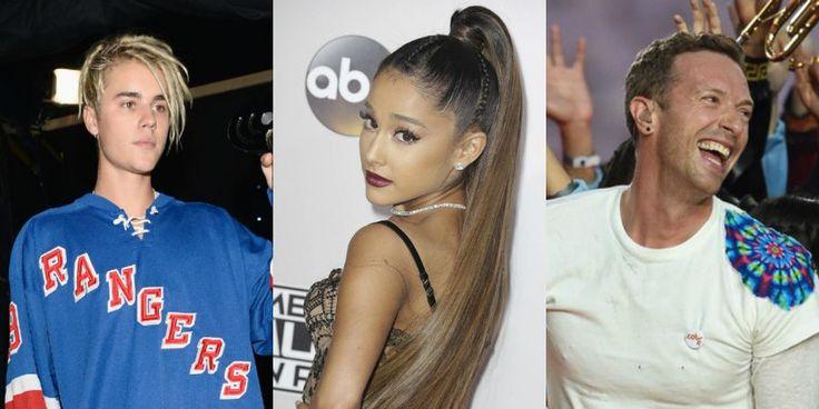 Manchester: Justin Bieber, Coldplay e muitos outros participam em concerto solidário de Ariana Grande