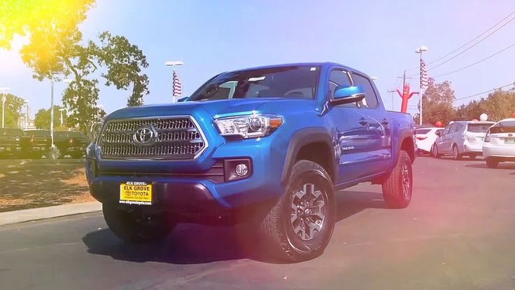 2018 New Toyota Tacoma TRD Pro Review