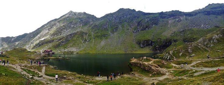 Balea Lake, Transfagarasan. #romania #balealake #transfagarasan