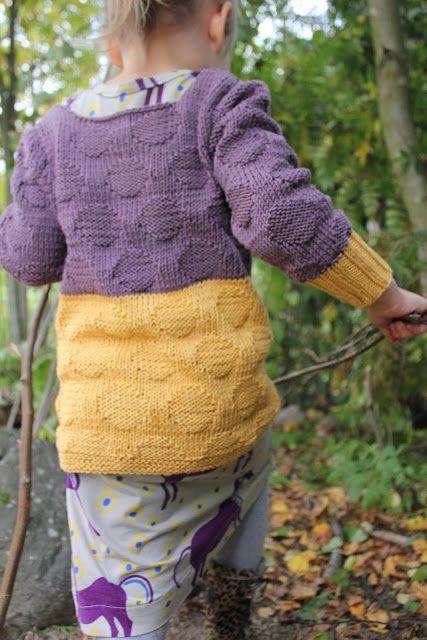 Cardigan, yarn Drops Cotton Light
