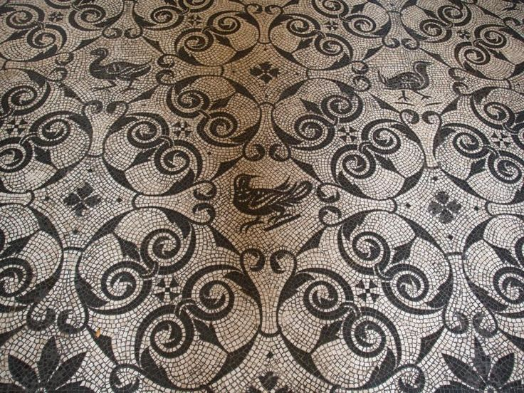 my fantasy library would be covered in sound dampening carpeting patterned after ancient roman mosaic - Ancient Rome Designs