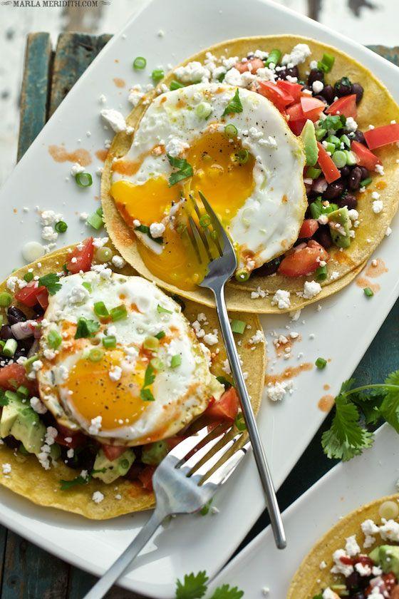 Huevos Rancheros recipe   MarlaMeridith.com