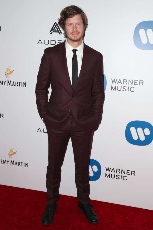 2017 Grammy Awards afterparties:     Anders Holm attends Warner Music Group's Grammy Awards afterparty at Milk Studios in Hollywood on Feb. 12, 2017.