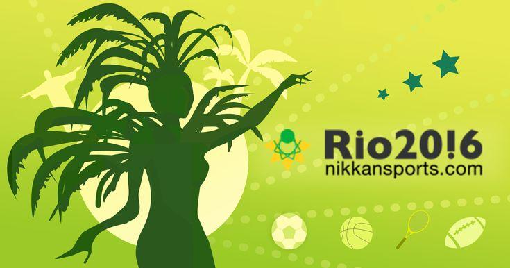 体操女子ブラジルでの練習を公開 順調な調整ぶり #体操 #リオ五輪