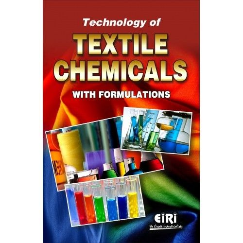 Textile chemical formulas, Technology Of Fabric Manufacturing, Agents For Textile Printing Binders, Scouring, Surfactants, Surface Active Compounds As Basic Components,