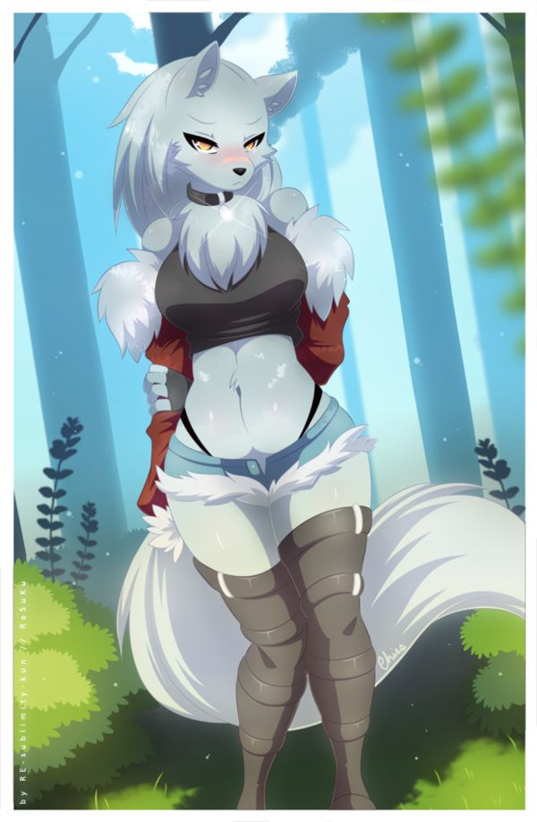 Think, that Cute sexy furry anima girls on girls only nude topic