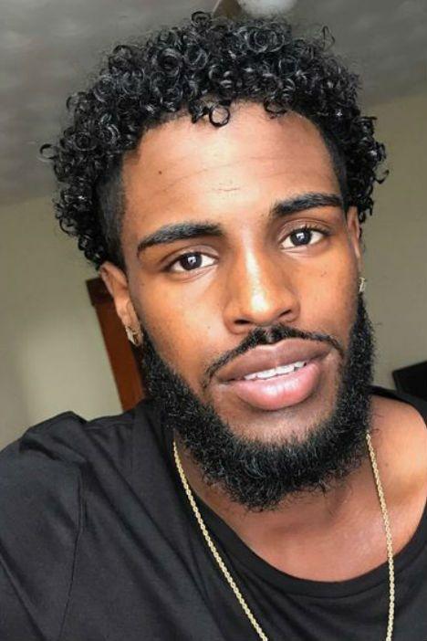Coupe de cheveux pour black homme