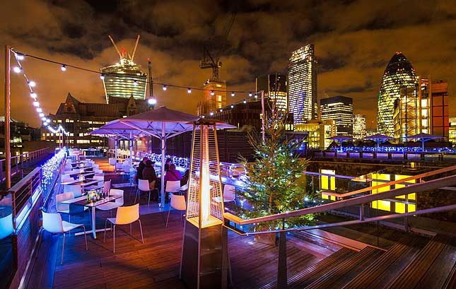 London's coolest rooftops this spring and summer - Travel tips and inspiration - British Airways High Life