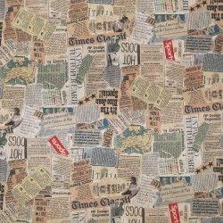 Papier tassotti motifs papier journal