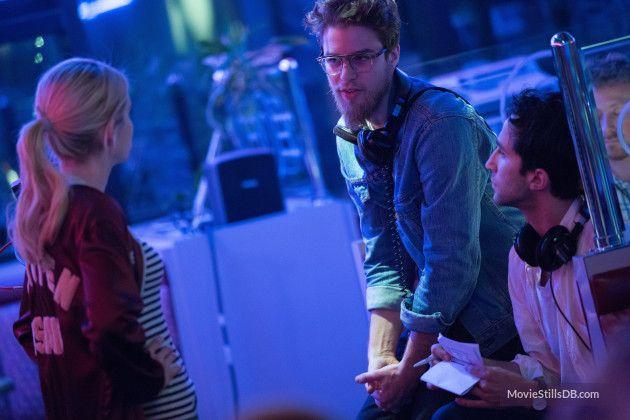 Nerve - Behind the scenes photo of Henry Joost & Ariel Schulman