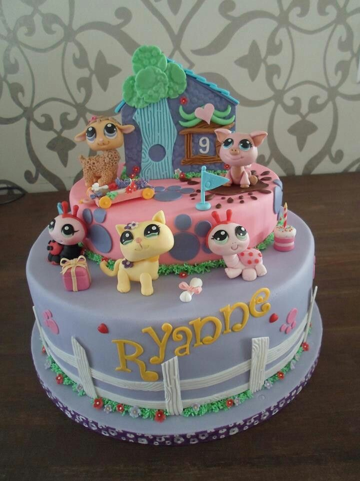 10 Best Images About Littlest Pet Shop Party Ideas On