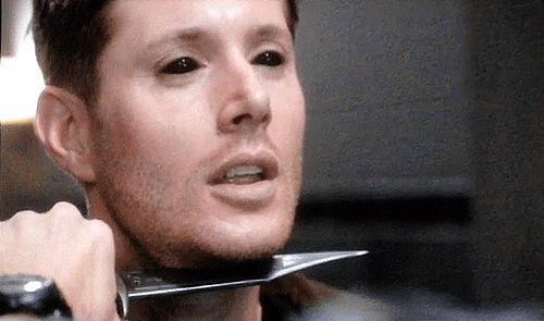 Demon!Dean Creo que voy a odiar esta temporada :'(