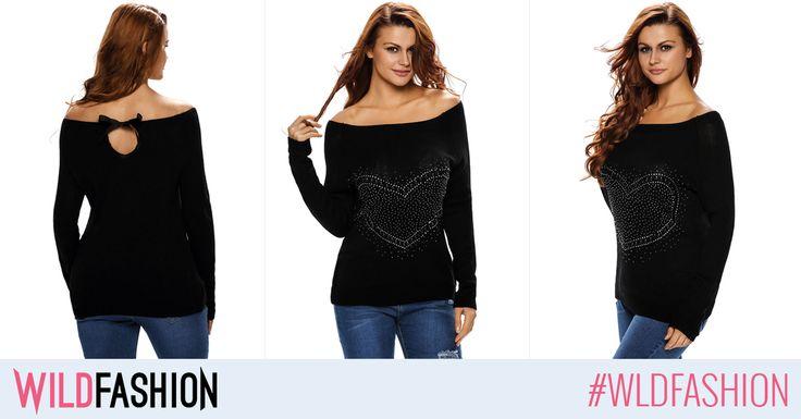 Placerea este maxima daca, pe langa caldra oferita, un pulover este si placut la purtare. Alegeti acest model pentru o iarna trendy: