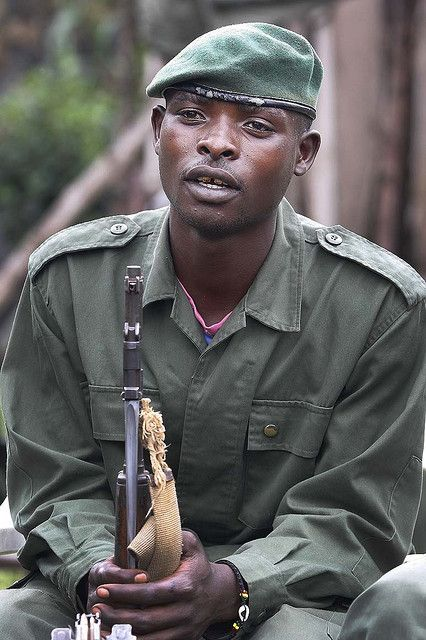 Congo Rebel