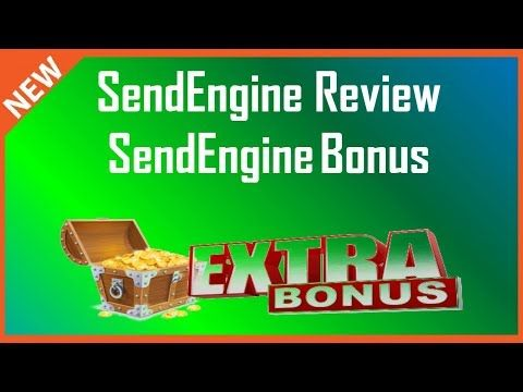 SendEngine Review | SendEngine Bonus + Demo - YouTube