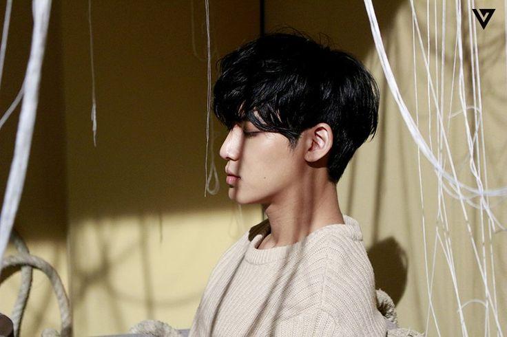 #SEVENTEEN TRAUMA MV Behind - #Mingyu <3