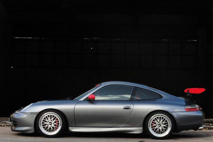 Porsche 911 996 GT3 mk1, 2001 - #1