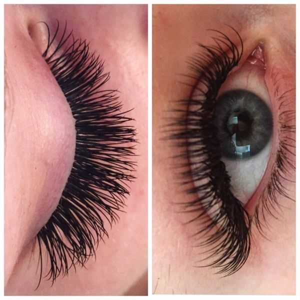 Individual Eyelash Extensions Volume Lashes Amp Lvl