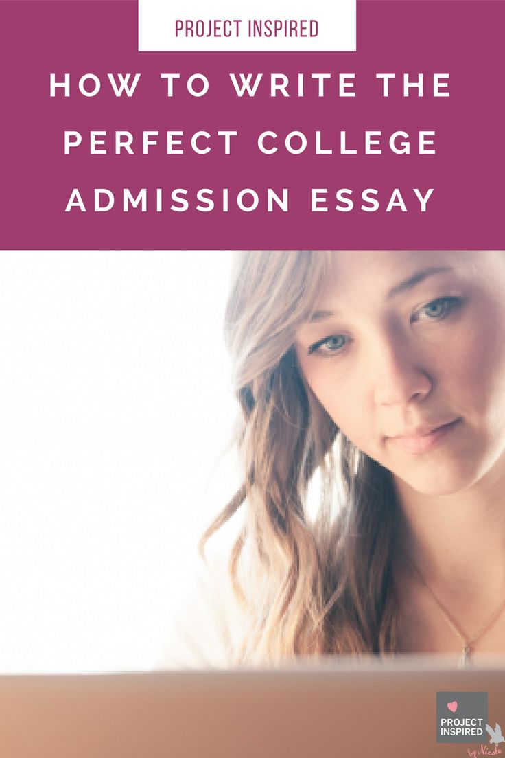 10 steps to writing a college essay
