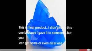 How to make copper sulfate crystals