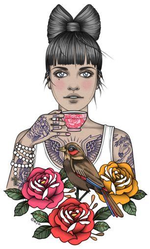 Rik Lee Illustration -