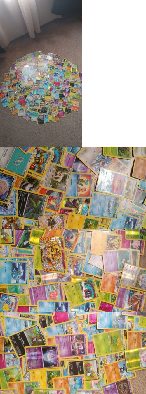 Pok mon Mixed Card Lots 104049: Huge Lot Of Pokemon Cards -> BUY IT NOW ONLY: $30 on eBay!