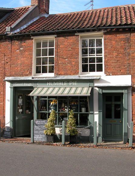 Humble Pie Delicatessen  #Burnham Market #North Norfolk #England #UK