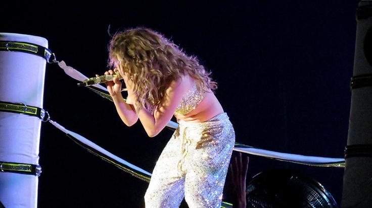 Jennifer Lopez and her fabulous legs